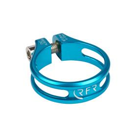 RFR Ultralight Sattelklemme Ø 31,8 mm blau